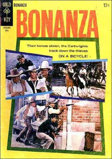 Bonanza 13-A by Gold Key