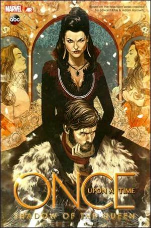 Once Upon a Time: Shadow of the Queen nn-A