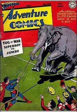 Adventure Comics (1938) 123-A by DC