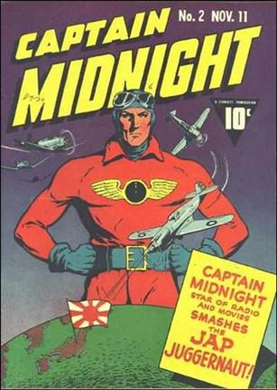 Captain Midnight 2-A