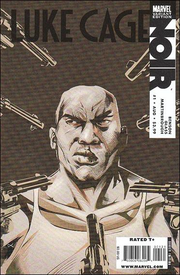 Luke Cage Noir 1-B by Marvel