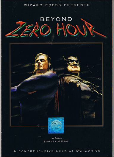 Wizard: Beyond Zero Hour 1-B by Wizard Press