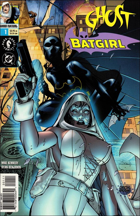 Ghost/Batgirl 1-A by Dark Horse