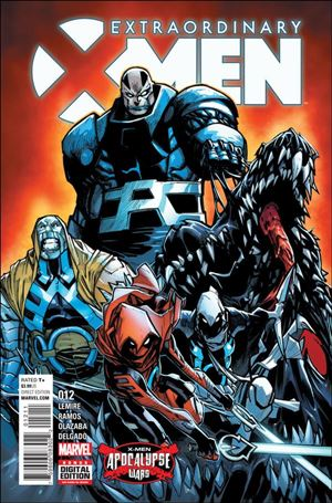 Extraordinary X-Men 12-A