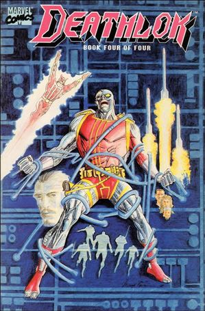 Deathlok (1990) 4-A