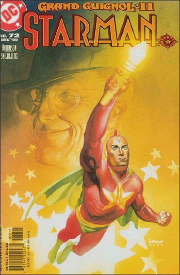Starman (1994) 72-A by DC