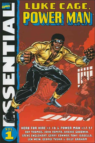 Essential Luke Cage, Power Man 1-A by Marvel