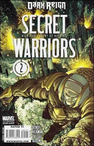 Secret Warriors 2-B by Marvel