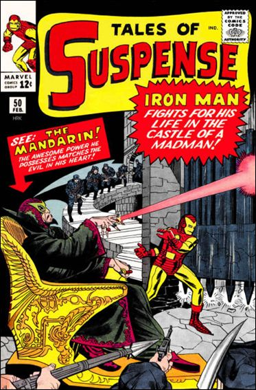 Tales of Suspense (1959) 50-A by Marvel