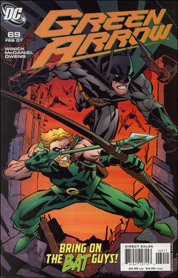 Green Arrow (2001) 69-A by DC