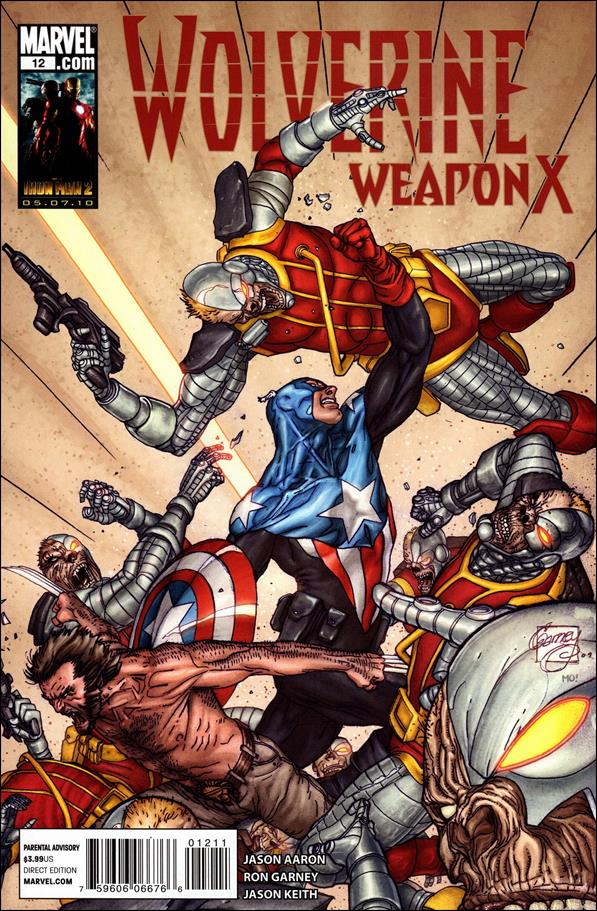 Wolverine: Weapon X 12-A by Marvel