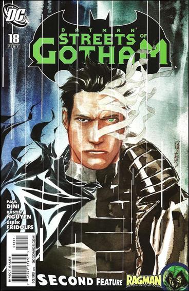 Batman: Streets of Gotham 18-A by DC