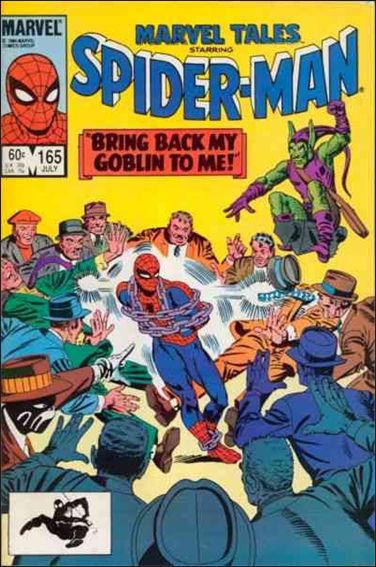Marvel Tales (1966) 165-A by Marvel