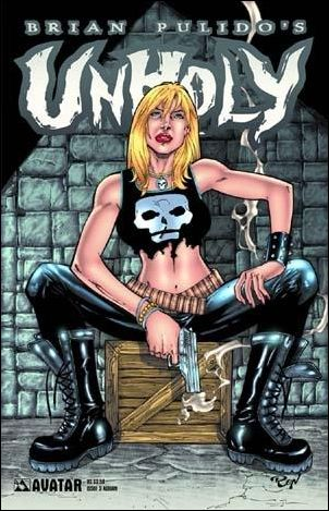 Brian Pulido's Unholy 3-G by Avatar Press