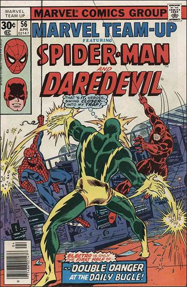 Marvel Team-Up (1972) 56-A by Marvel