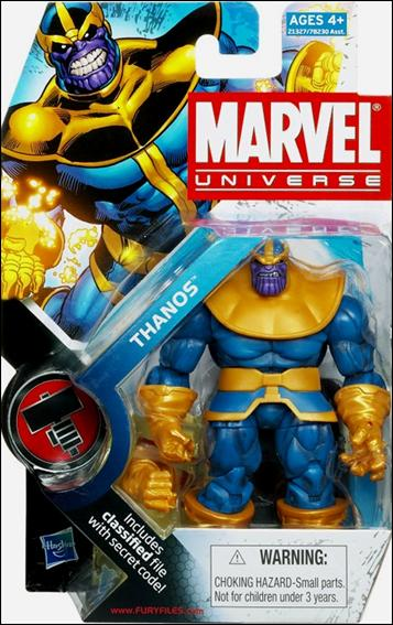 Marvel Universe (Series 2) Thanos by Hasbro