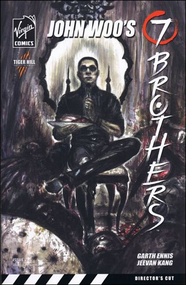 7 Brothers (2006) 2-A by Virgin Comics
