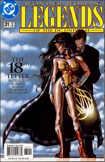 Legends of the DC Universe 31-A by DC