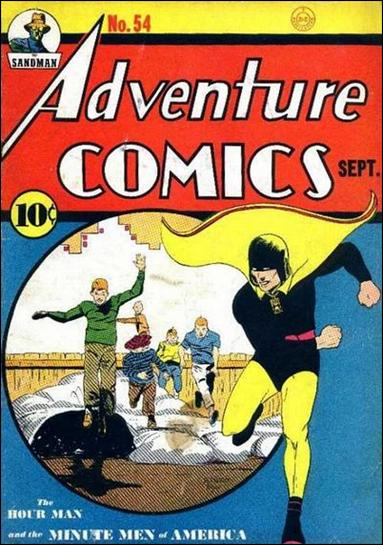 Adventure Comics (1938) 54-A by DC