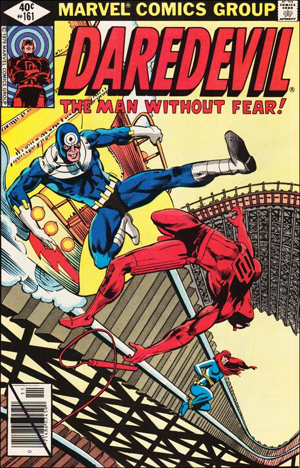 Daredevil (1964) 161-A by Marvel