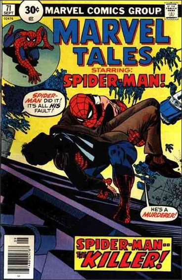 Marvel Tales (1966) 71-A by Marvel