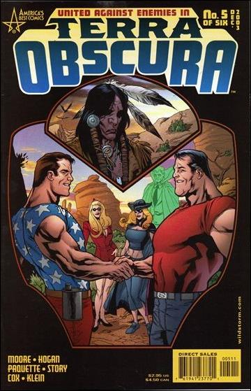 Terra Obscura (2003) 5-A by America's Best Comics