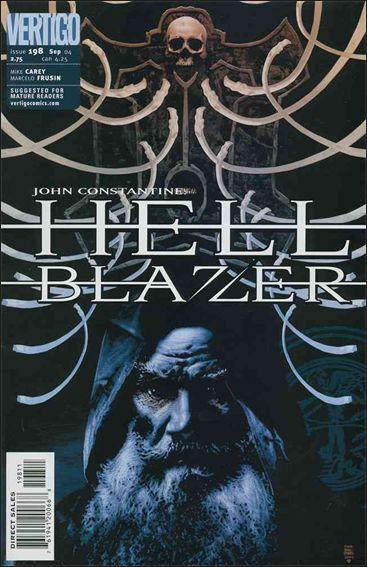 Hellblazer 198-A by Vertigo
