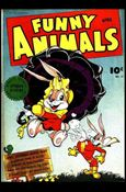 Fawcett's Funny Animals 17-A