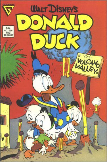 Walt Disney's Donald Duck (1952) 256-A by Gold Key