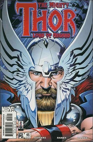Thor (1998) 45-A by Marvel