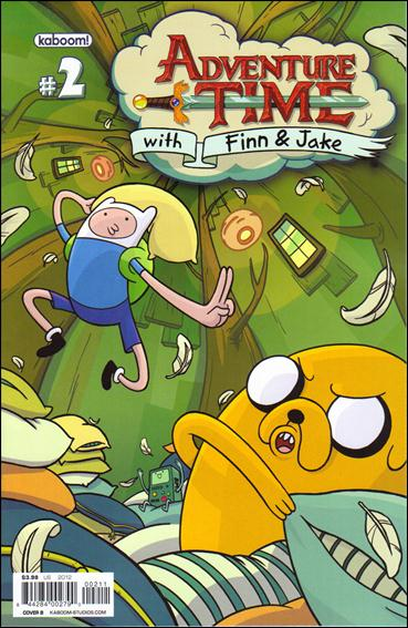 Adventure Time 2-B by Kaboom!