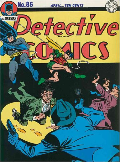 Detective Comics (1937) 86-A by DC