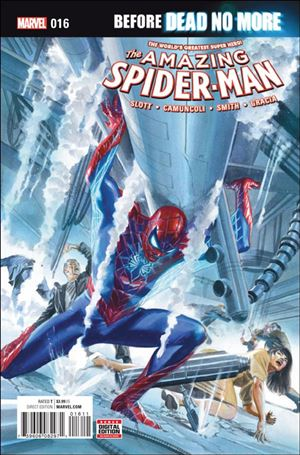 Amazing Spider-Man (2015) 16-A