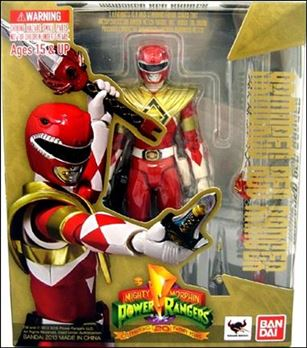 Mighty Morphin Power Rangers (S.H.Figuarts) Armored Red Ranger