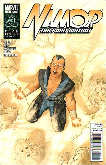 Namor: The First Mutant 8-A by Marvel