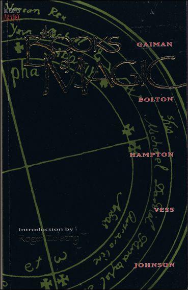 Books of Magic (1993) 1-A by Vertigo