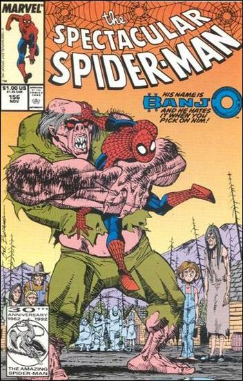 Spectacular Spider-Man (1976) 156-B by Marvel