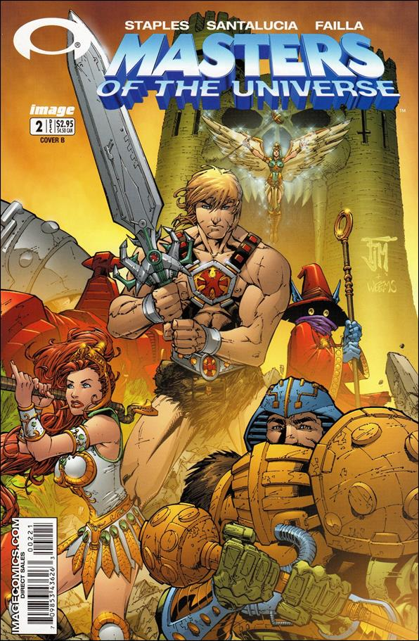 Masters of the Universe (2002) 2-B by Image