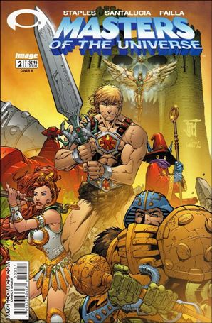 Masters of the Universe (2002) 2-B