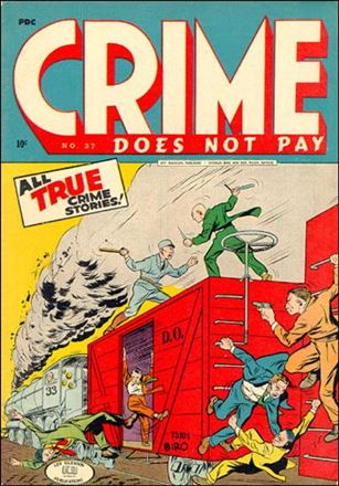 Crime Does Not Pay 37-A