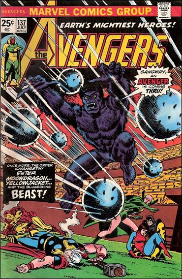 Avengers (1963) 137-A by Marvel