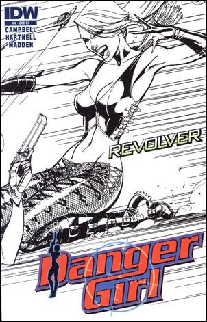 Danger Girl: Revolver 4-C by IDW