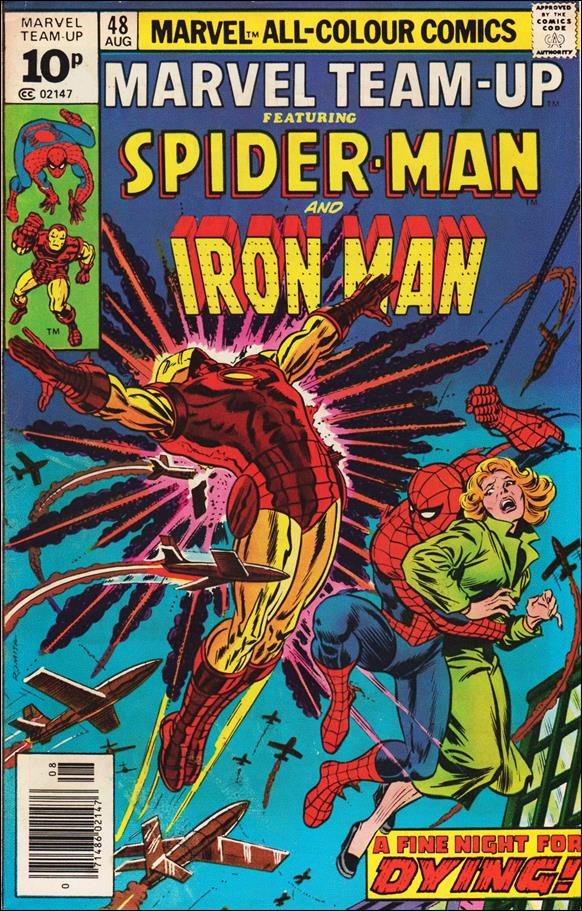 Marvel Team-Up (1972) 48-C by Marvel