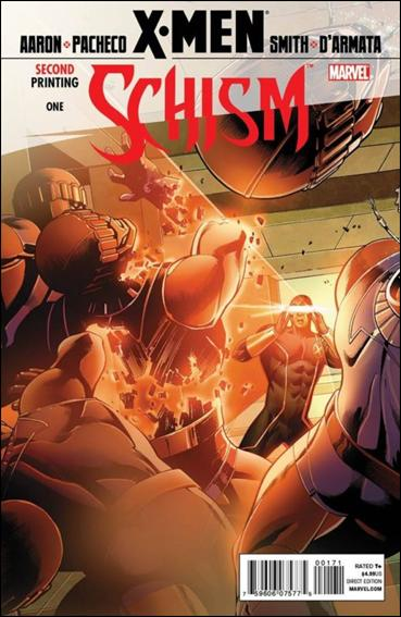 X-Men: Schism 1-E by Marvel