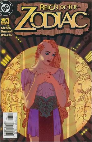 Reign of the Zodiac 6-A