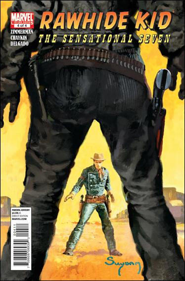 Rawhide Kid (2010) 4-A by Marvel
