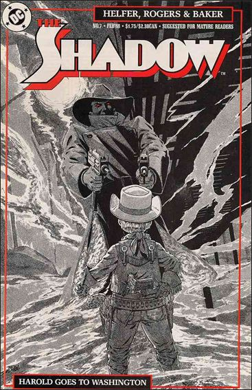 Shadow (1987) 7-A by DC