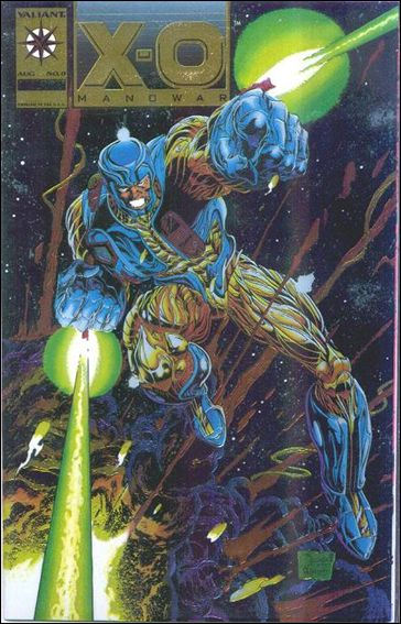 X-O Manowar (1992) 0-B by Valiant