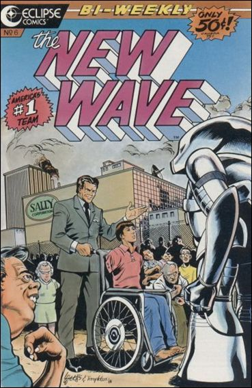 New Wave 6-A by Eclipse