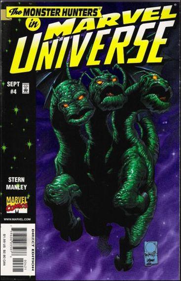 Marvel Universe 4-B by Marvel